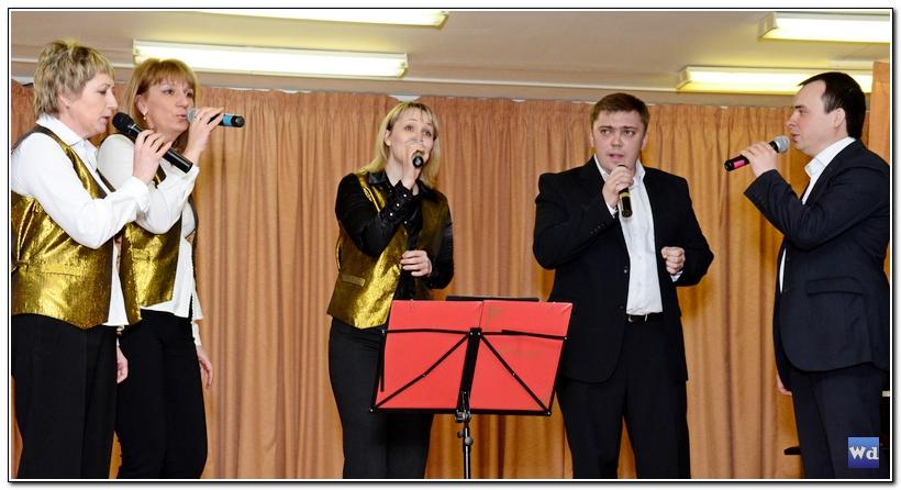 вокальный ансамбль ДМШ им. С.В. Рахманинова