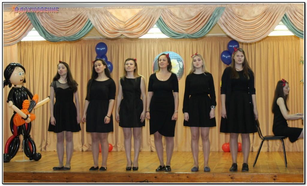 Лауреаты конкурса вокальный ансамбль Кагальницкой ДШИ