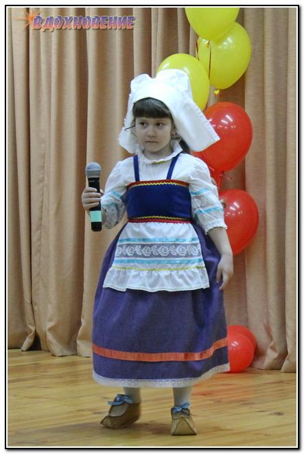 Чудик София - лауреат 1 степени ДШИ Лира-Альянс