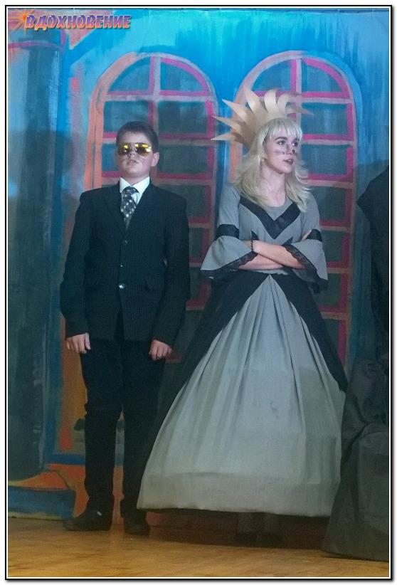 Королева Мышильда и Мышь-агент 007